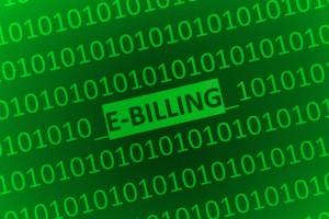 e-billing...