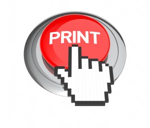 print management solutions for professional service companies