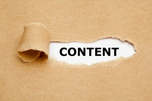 content marketing and big data