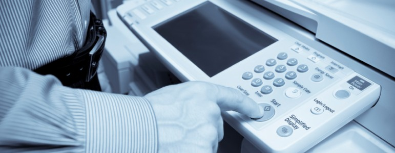 How a managed print service reduces print and paper costs